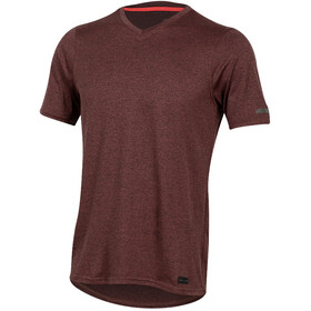 PEARL iZUMi Performance Maillot manches courtes Homme, russet